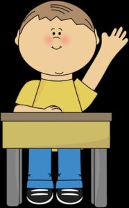 boy-raising-hand-at-school